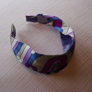 Rachel Weiss Silk Headband